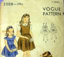 Vogue 2508 B