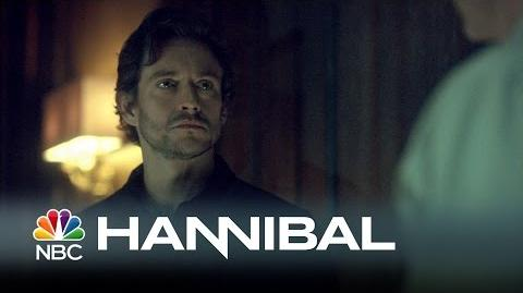Hannibal - Will and Hannibal Reunite (Episode Highlight)