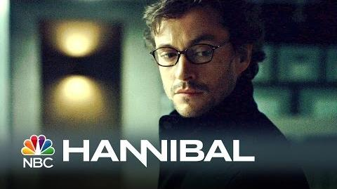 Hannibal - Will's Red Dragon Run-In (Episode Highlight)