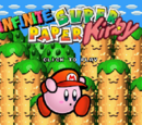 Infinite Super Paper Kirby