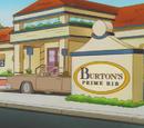 Burton's Prime Rib
