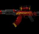AK47-Scope Red Dragon