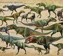 Tyrannosauroid