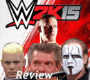 Steven Star/WWE2K15 Review