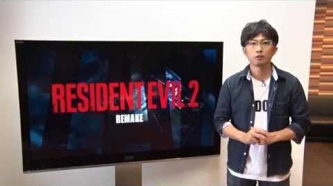 Robert S.T.A.R.S/Biohazard 2 Remake