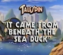 It Came From Beneath the Sea Duck