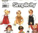 Simplicity 7017 B