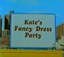 Kate's Fancy Dress Party