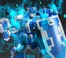 Blue Fire Aura