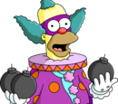 Characters Portrayed by Krusty