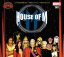 House of M Vol 2 1