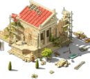 Ruins of Acropolis