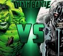 Hulk vs Solomon Grundy