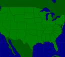 Broken USA - Map Game