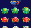 Sonic Dash 2: Sonic Boom concept artwork