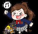 Yuko the Schoolgirl/image gallery