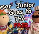 Bowser Junior Goes To The Fair!