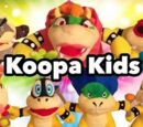The Koopa Kids!