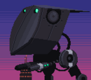 Leaping robot