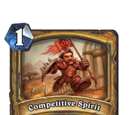 Competitive Spirit