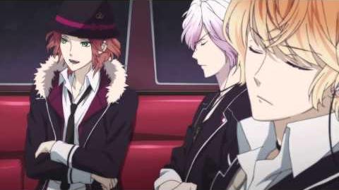 Diabolik Lovers More Blood (Anime)