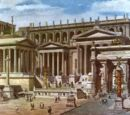 The Roman Utopian Empire