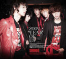 2009, Year of Us (EP)