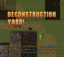 Deconstruction Yard!