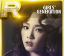 Girls' Generation Theme Cards