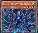 Blue Arrow Archer