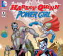 Harley Quinn and Power Girl Vol 1 3