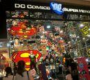 DC COMICS: Malaysia DC Super Hero Cafe