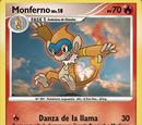 Monferno (Diamante & Perla TCG)