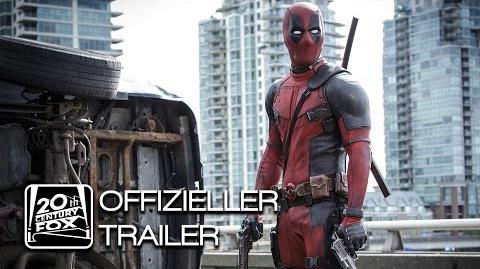 Deadpool Trailer 1 Deutsch HD German (Greenband; Ryan Reynolds)