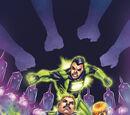 Green Lantern Corps: Sins of the Star Sapphire/Gallery
