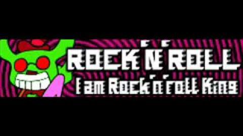 ROCK'N'ROLL 「I am Rock'n'roll King」