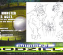 2 Unnamed Monsters from Godzilla The Series