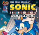 Archie Sonic the Hedgehog Free Comic Book Day 2015