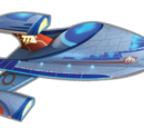 Miles from Tomorrowland objects