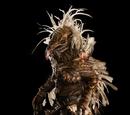 Vulture/Human Hybrid