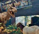 Jurassic World's T-Rex Kingdom