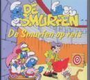 De Smurfen Op Reis (Dutch VHS release)