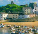 Milford Haven, Wales, UK