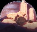 Corpus Ice Planet