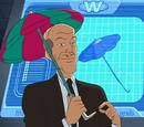 Guarda-Chuva Compacto de Dupla Utilidade