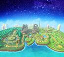 Tableros de Mario Party 9