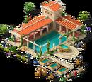 Stabian Baths