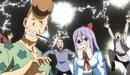 Lucky et les Mages de Fairy Tail apprennent qu'Erza est de retour.png