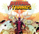 Deadpool vs. Thanos Vol 1 1