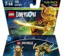 71239 Ninjago Lloyd Fun Pack